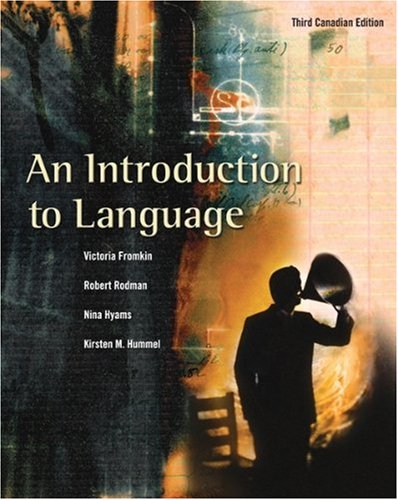 An introduction to language by fromkin victoria rodman robert an introduction to language fromkin victoria hummel fandeluxe Gallery