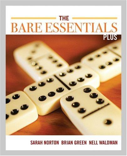 9780176407001: Bare Essentials Plus