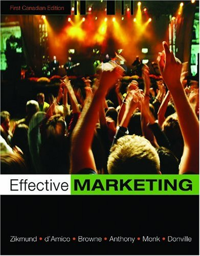 CDN ED Effective Marketing: Professor William G