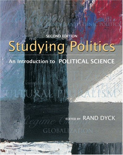 9780176415051: Studying Politics : An Introduction to Political Science [Second Edition]