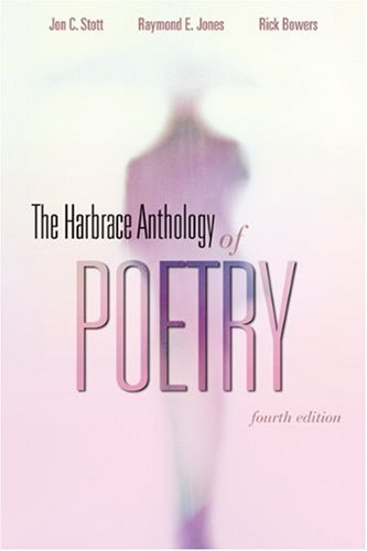 9780176415419: The Harbrace Anthology of Poetry