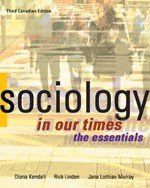 9780176415594: Sociology in Our Times, : The Essentials