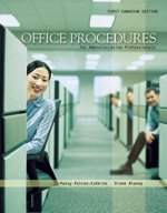 9780176415723: Office Procedures for Administrative Professionals : First Edition