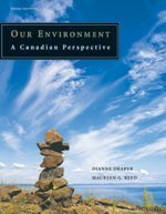 9780176415815: Our Environment : A Canadian Perspective, Third Edition