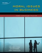 9780176441302: CND ED Moral Issues in Business [Paperback] by