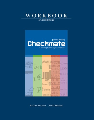 checkmate a writing reference for canadians 3rd edition pdf