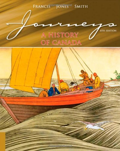 9780176442446: JOURNEYS:HISTORY OF CANADA >CA