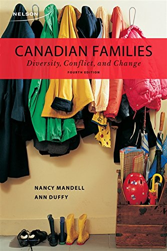 9780176442675: Canadian Families: Diversity, Conflict and Change