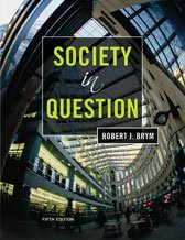 9780176466169: Society in Question (Custom edition)