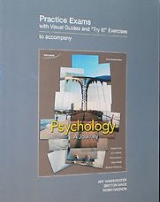 Practice Tests for Psychology: A Journey: Coon, Dr. Dennis,