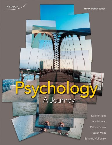 Psychology: A Journey Study Guide: Dr. Dennis Coon,