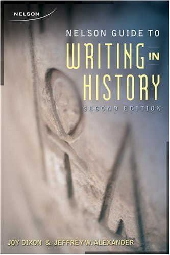 9780176500283: Nelson Guide to Writing in History