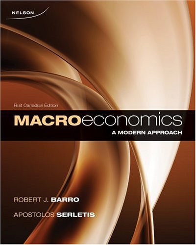 9780176500580: Macroeconomics: A Modern Approach