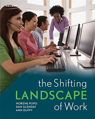 9780176500658: The Shifting Landscape of Work
