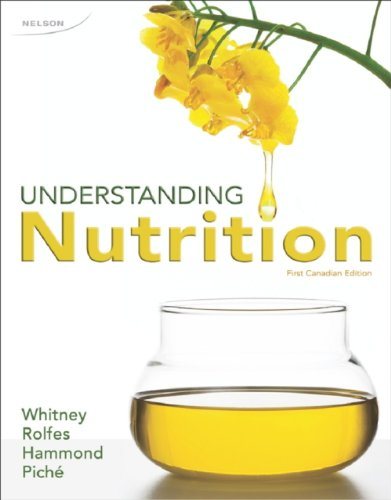 9780176500955: Understanding Nutrition First Canadian Edition