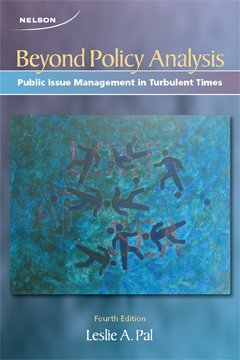9780176501020: Beyond Policy Analysis Public Issue Management in Turbulent Times