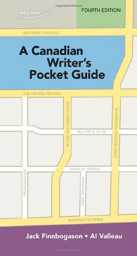 9780176501129: Canadian Writer's Pocket Guide
