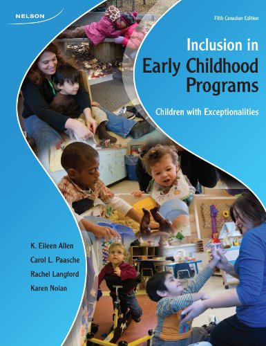 Inclusion in Early Childhood Programs: Children with: Allen, K. Eileen;