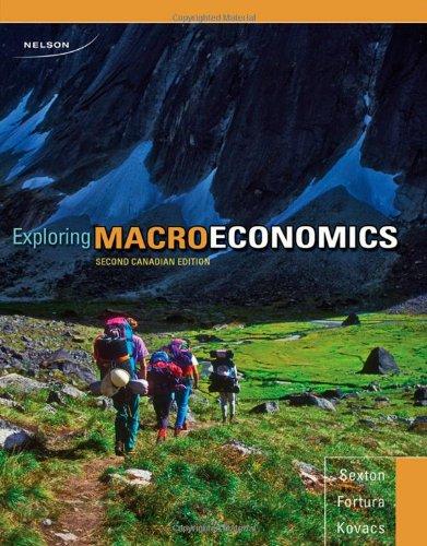 9780176501419: Exploring Macroeconomics