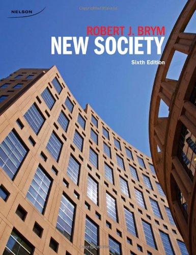 9780176501839: CDN ED New Society