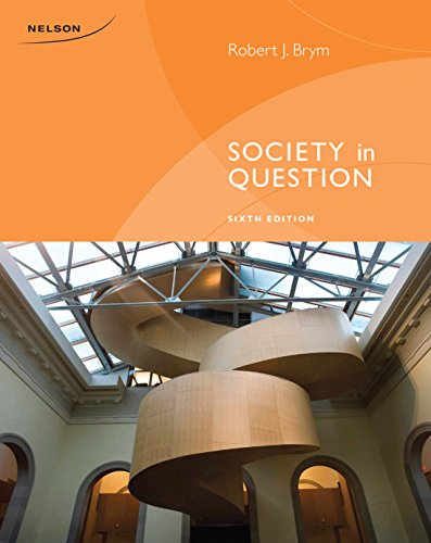 9780176501938: Society in Question