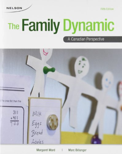 9780176502003: FAMILY DYNAMIC:CANADIAN PERSPECTIVE