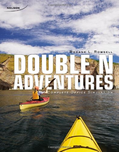 9780176502096: Double N Adventures: A Complete Office Simulation