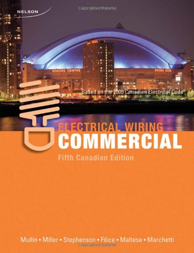 9780176502164: Electrical Wiring Commercial 5th Canadian Edition