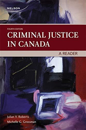9780176502287: Criminal Justice: A Reader