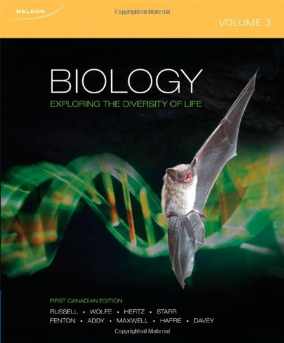 Biology: Exploring The Diversity Of Life Volume: Peter J. Russell,