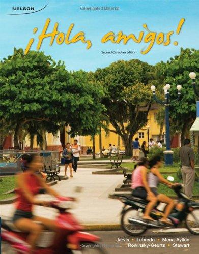 9780176502409: �Hola, Amigos!