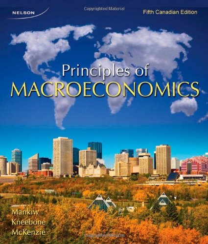 9780176502423: Principles of Macroeconomics