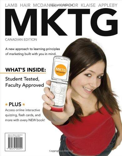 9780176502522: MKTG