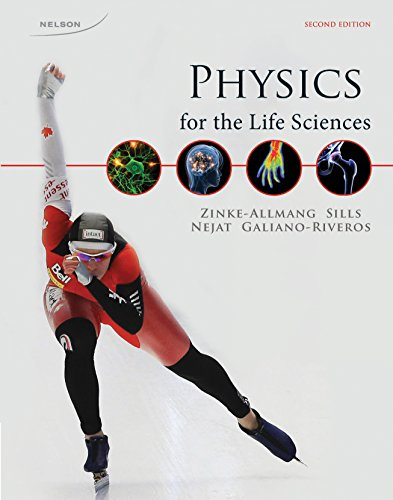 9780176502683: Physics for the Life Sciences