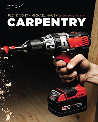9780176502737: Carpentry