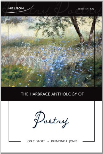 9780176502751: The Harbrace Anthology of Poetry