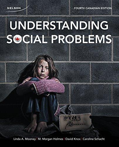 Understanding Social Problems: Mooney, Linda A.,