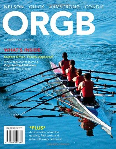 9780176502836: ORGB (Canadian)