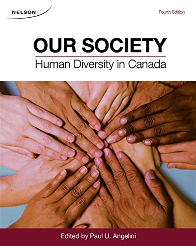 Our Society: Human Diversity in Canada (Canadian): Angelini, Paul