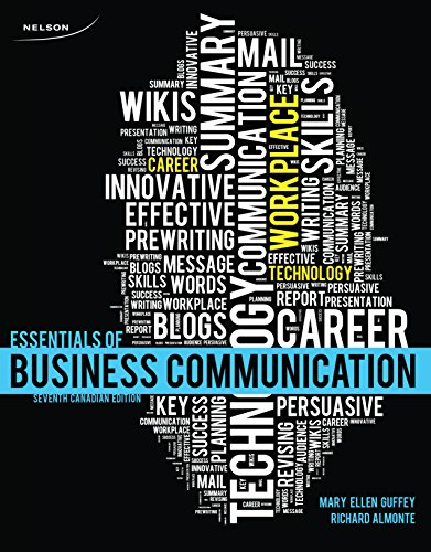 9780176503574: Essentials of Business Communication