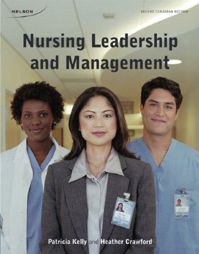 9780176504601: Nursing Leadership and Management [Paperback]