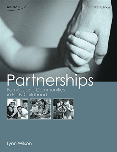 9780176509576: Partnerships: Families and Communities in Early Childhood [Paperback]