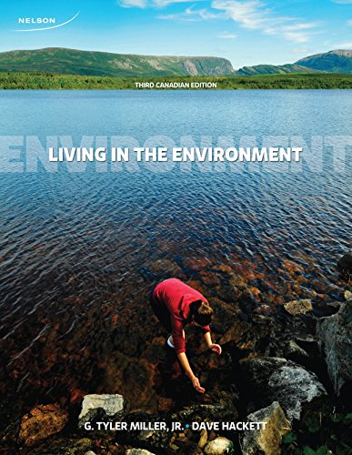 9780176510138: Living in the Environment [Paperback]