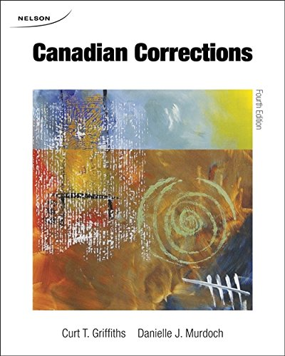 9780176529215: Canadian Corrections [Paperback]