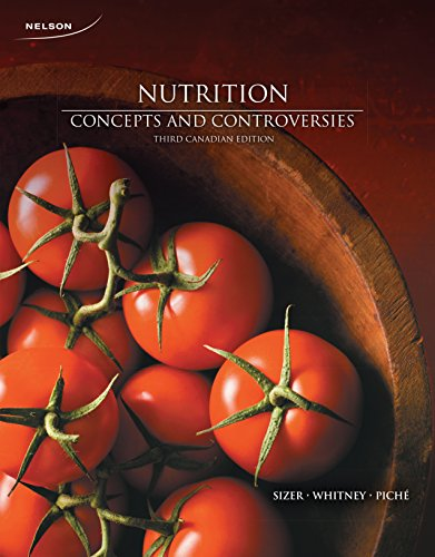 9780176530778: Nutrition: Concepts and Controversies, Third Canadian Edition
