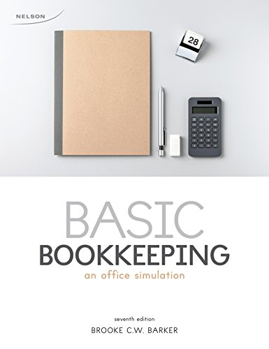 9780176530822: Basic Bookkeeping: An Office Simulation