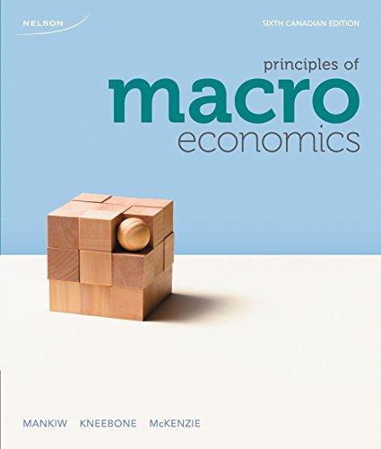 9780176530853: PRIN.OF MACRO.>CANADIAN ED.<