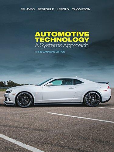 9780176531522: Automotive Technology: A Systems Approach