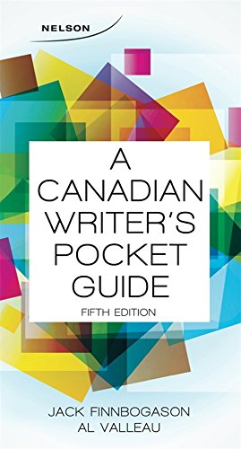9780176531614: A Canadian Writer's Pocket Guide, 5th Edition
