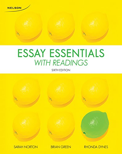 9780176531621: Essay Essentials with Readings, 6th Edition